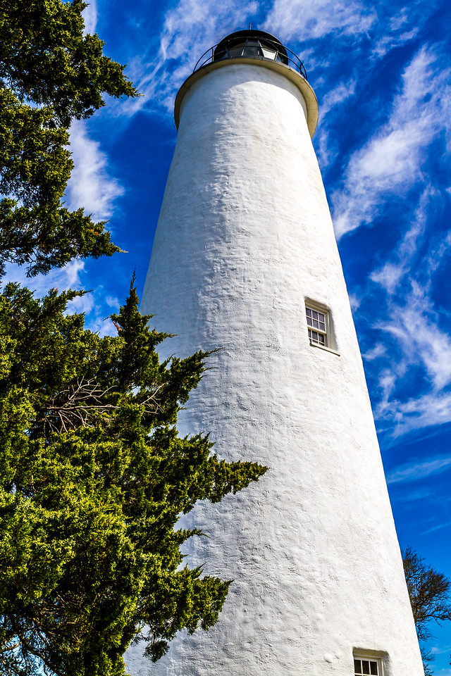 Ocracoke Light 1823