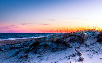 Sunset Atlantic Side
