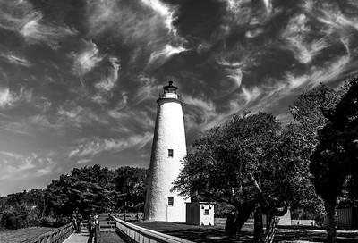 Morning Sky Ocracoke #2 April 2017