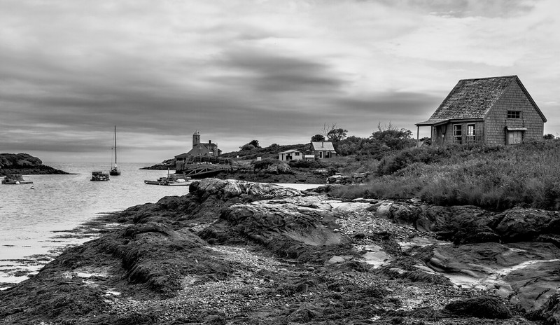 Damariscove Maine 2015