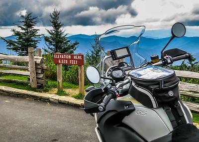 Blue Ridge Top