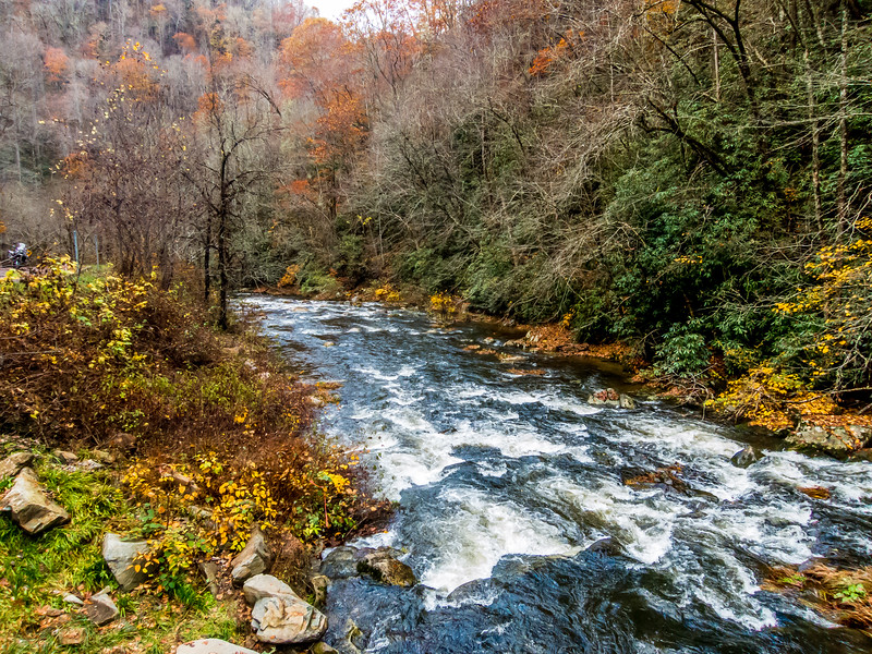 Upper Run Nantahala