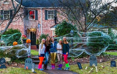 October Neighborhood 2014