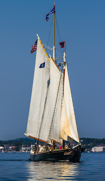 The Schooner Stephen Tabor
