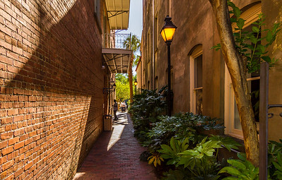 Alley off King Street