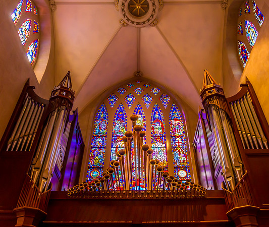 Grace Cathedral Organ
