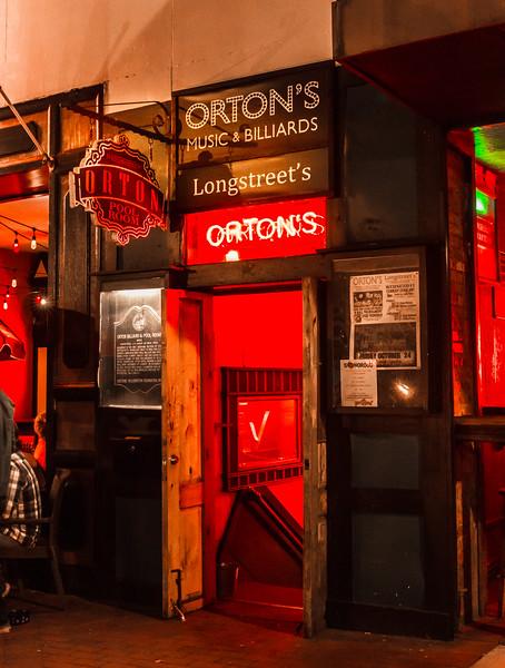 Orton's