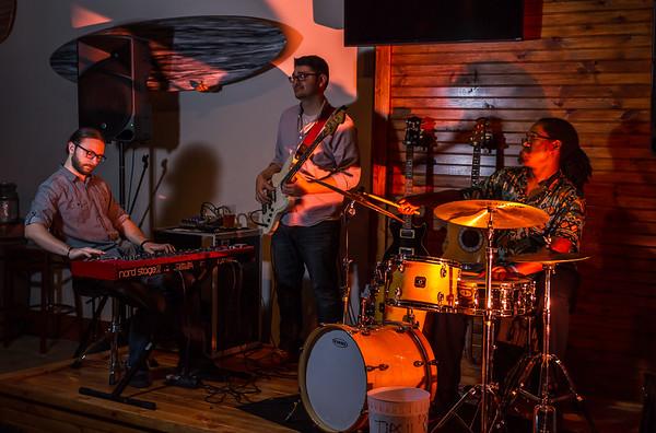 Keith Butler Trio