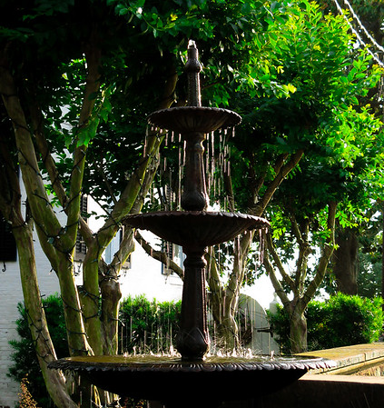 Fountain on Nun Street