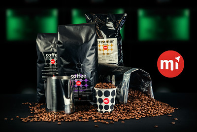 Commercial Photography | Hot Beverage and Food Suppliers