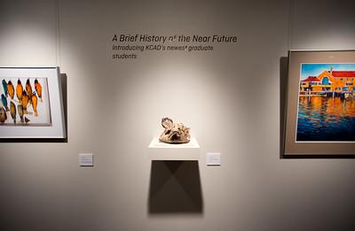 A Brief History of the Near Future