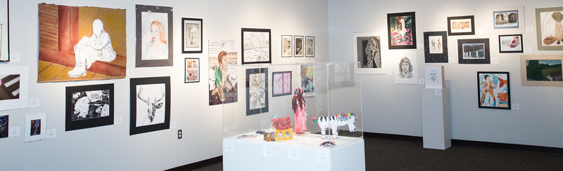 Scholastic Art Awards 2014.
