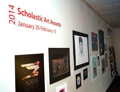 Scholastic Art Awards 2014.