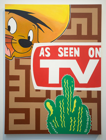 """As Seen on TV?"" by Ricardo Gonzalez."