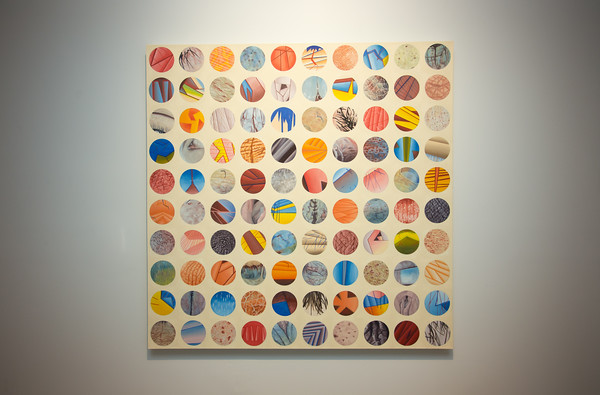 """Samples Grid"" by AJ Cooke."