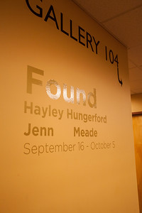 Found: Student Gallery Show