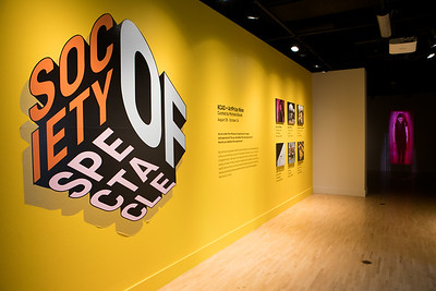 Society of Spectacle Exhibition during ArtPrize 9 at The Fed Galleries @ KCAD