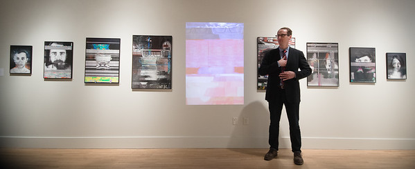 Excellence Award Winners and MFA Thesis Exhibition 2014