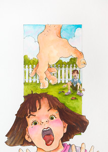 Illustration by Molly Corriveau
