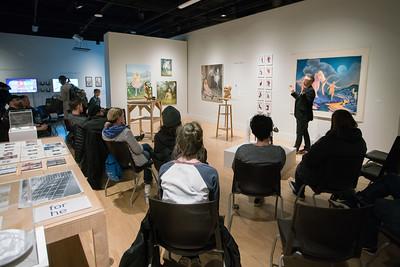 Focus on Faculty - Stephen Halko Gallery Talk