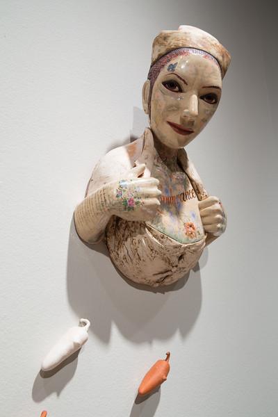 Artist: Nicole Marroquín.