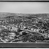 20.  Newer Jerusalem. Y.M.C.A. and King David Hotel. Looking S.W. with French Consulate General and the Jesuit Seminary. 1931