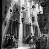 Church of Nativity in Bethlehem. 1940-1946