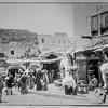 Jerusalem (El Kouds). Damascus Gate.  1896-1914