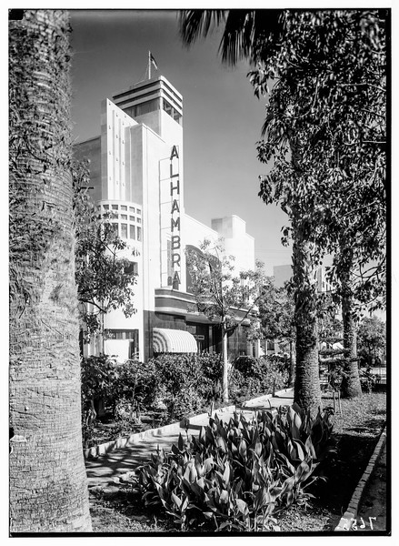 Jaffa Cinema, 1937