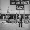 12.  Imperial Airways facility in Gaza. 1935