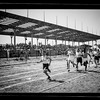 United Services Athletic meeting at Tel Aviv Maccabiah Stadium..  1942