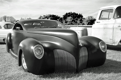 Custom Lincoln Zephyr
