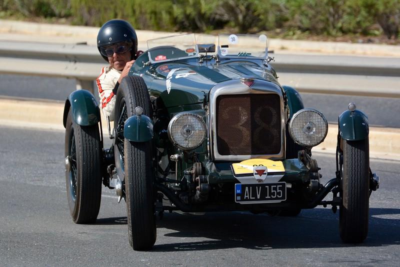 Alvis at Malta Classic