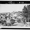 Mount of Olives. Bethany from the Slopes of Olivet.  1900-1920