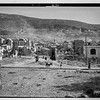 102.  The earthquake of July 11, 1927. Nablus in a ruined state. 1927