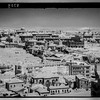 100.  From the Y.M.C.A. tower looking north. Ramallah in distance. 1934–1939