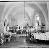 Hebron hospital, women's ward.  1944