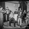 154.  Palestine Broadcasting Service (PBS) radio performance in Jerusalem. 1936–1946