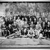 157.  Arab staff at the Palestine Broadcasting Service. 1941