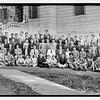 Palestine Broadcasting Service group  (Arabs & Jews).  1942