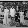 Dajani family.  1945