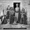 Peasant family of Ramallah. Bauren-familie von Ramallah.  1900-1910