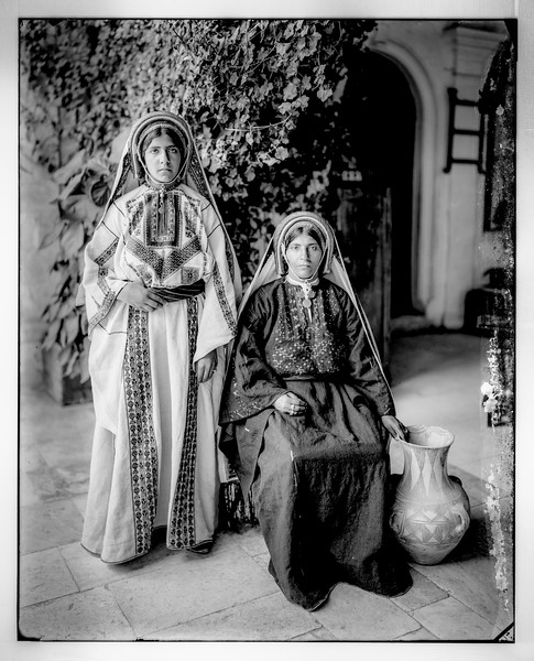 Women of Ramallah, 1898-1914