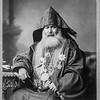 Palestine, Jerusalem.   Armenian Patriarch.  1900-1910