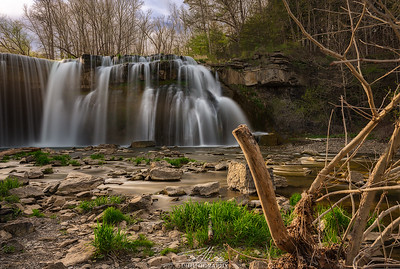 Ludlowville Waterfall