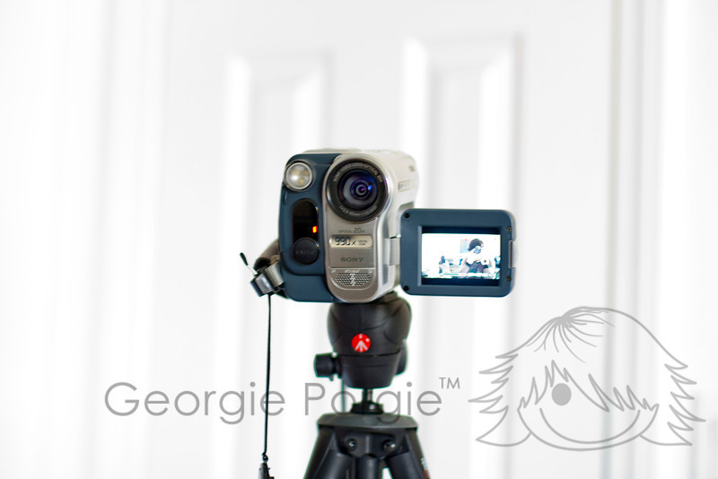 Camera On Camera Action