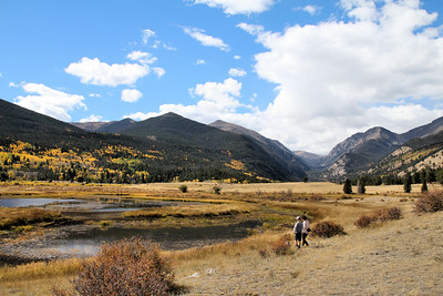Rocky Mountain National Park Fall 2016 With Savta Heni