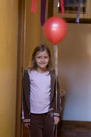 Miriam's 9th Birthday