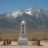 Manzanar Memorial, Japanese Internment Camp Near Independence
