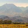Hazy Fall Day In The Sierra #1554